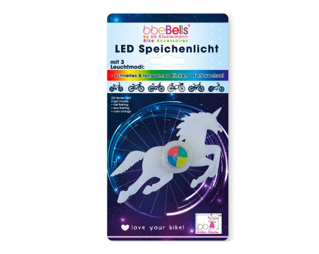 LED-Speichenklicklicht